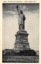 top017513 - Statue of Liberty Post Card