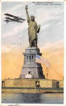 top017523 - Statue of Liberty Post Card
