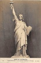 top017527 - Statue of Liberty Post Card