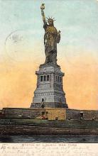 top017535 - Statue of Liberty Post Card