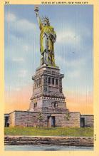 top017539 - Statue of Liberty Post Card
