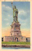 top017543 - Statue of Liberty Post Card