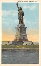top017557 - Statue of Liberty Post Card
