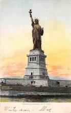 top017567 - Statue of Liberty Post Card