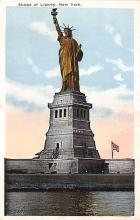 top017575 - Statue of Liberty Post Card