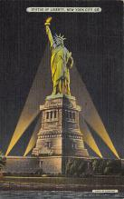 top017579 - Statue of Liberty Post Card