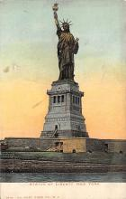 top017581 - Statue of Liberty Post Card