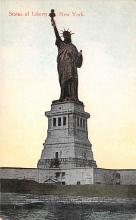 top017593 - Statue of Liberty Post Card