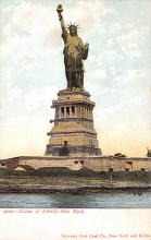 top017607 - Statue of Liberty Post Card