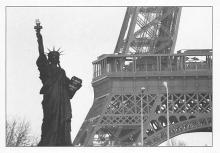 top017613 - Statue of Liberty Post Card