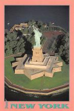 top017641 - Statue of Liberty Post Card
