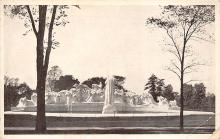 top017655 - Fountains Post Card