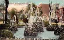 top017663 - Fountains Post Card