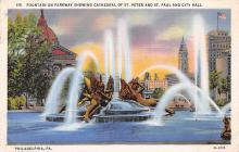 top017665 - Fountains Post Card