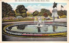 top017697 - Fountains Post Card