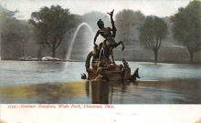 top017707 - Fountains Post Card