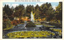 top017711 - Fountains Post Card