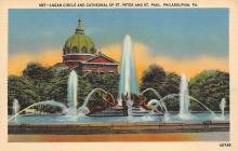 top017717 - Fountains Post Card
