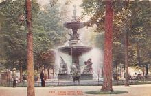 top017723 - Fountains Post Card