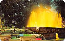 top017727 - Fountains Post Card