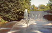 top017729 - Fountains Post Card