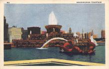 top017739 - Fountains Post Card