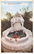top017749 - Fountains Post Card