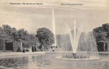 top017751 - Fountains Post Card