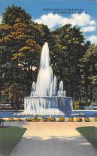 top017753 - Fountains Post Card