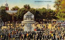 top017755 - Fountains Post Card