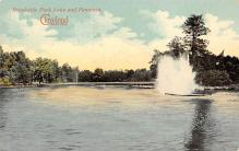 top017761 - Fountains Post Card