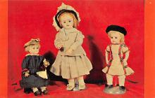 top018025 - Toys/Dolls Post Card