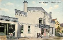 top018367 - Theaters Post Card