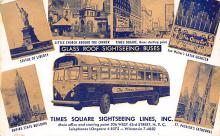 top018581 - Buses/Bus Stations Post Card
