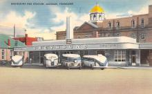 top018595 - Buses/Bus Stations Post Card