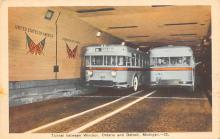 top018659 - Buses/Bus Stations Post Card