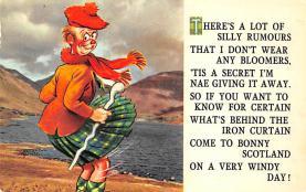 top018751 - Kilts Post Card