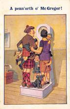 top018757 - Kilts Post Card