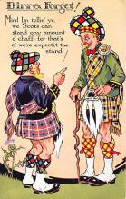 top018767 - Kilts Post Card
