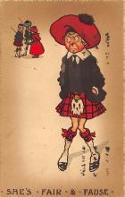 top018769 - Kilts Post Card