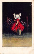 top018805 - Sun Bonnets Post Card