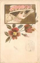 top018945 - Hats Post Card