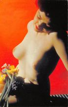 top019313 - Risque Post Card