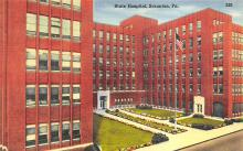 top020457 - Hospital Post Card