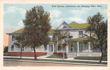 top020459 - Hospital Post Card