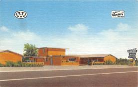 top020475 - Hotel / Motel Post Card