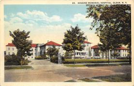 top020477 - Hospital Post Card