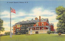 top020479 - Hospital Post Card