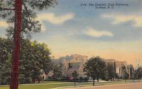 top020481 - Hospital Post Card