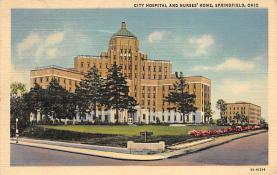 top020483 - Hospital Post Card